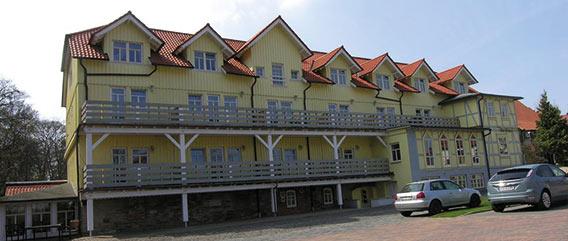 Bauplanung Im Harz Gewerbe Hotel Schlosspalais Wernigerode Header