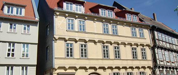 Statik quedlinburg hohe strasse for Design hotel quedlinburg